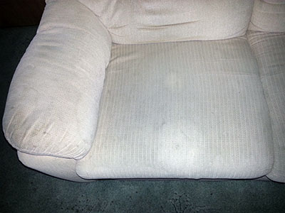 Upholstery cleaning by Mr Clean Sussex