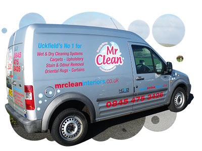 Mr Clean Carpet and upholstery cleaning Sussex