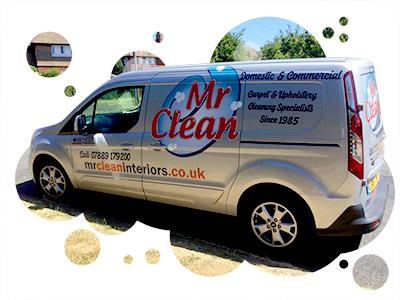 Mr Clean Van